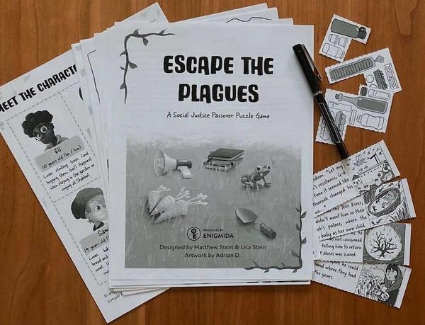 Recent Reviews of Escape the Plagues