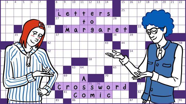 LETTERS TO MARGARET: A Crossword Graphic Novel by Lone Shark Games — Kickstarter