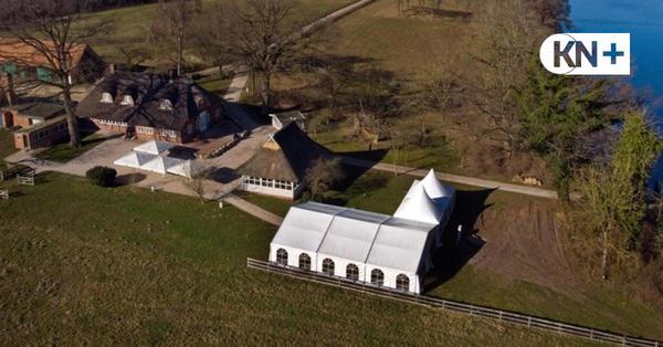 Plön: Haus Hohenzollern ließ Restaurant  auf der Prinzeninsel sanieren