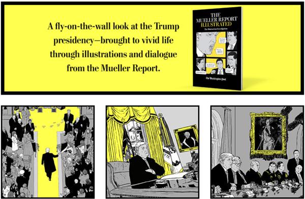 Il libro creato dal Washington Post