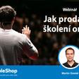 Webinář - jak prodávat školení online - Redbit s.r.o.