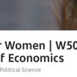 Becas Santander Women | W50 Leadership - London School of Economics