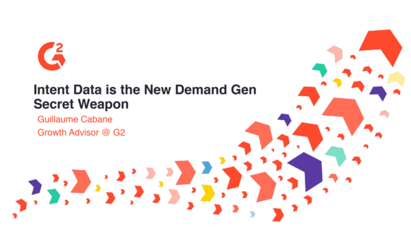 Why Intent Data is your New Demand Gen Secret Weapon