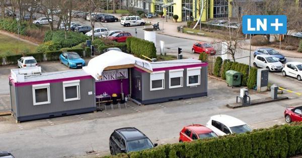 Schnelltests: Segeberger Kliniken nehmen Testzentrum in Betrieb