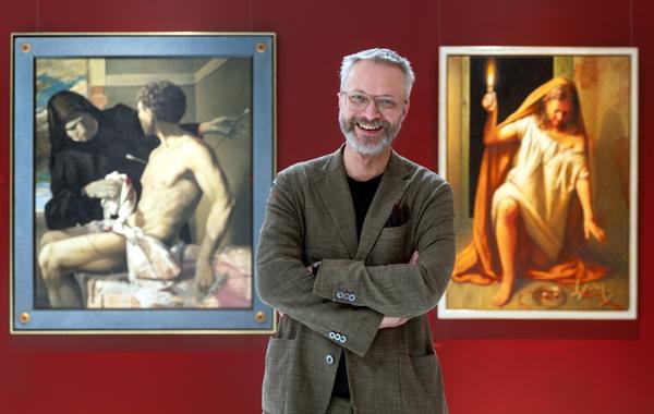 Michael Triegel (Foto: Dietmar Lilienthal)