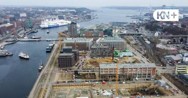An der Hörn in Kiel: So sind die Pläne rund um den Germaniahafen