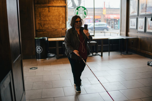 Starbucks implements tech for blind and low-vision customers to aid in-store navigation and more