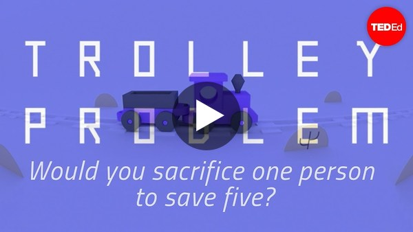 Would you sacrifice one person to save five?