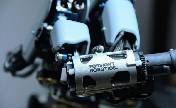 Eye surgery robotics startup ForSight raises $10M – TechCrunch