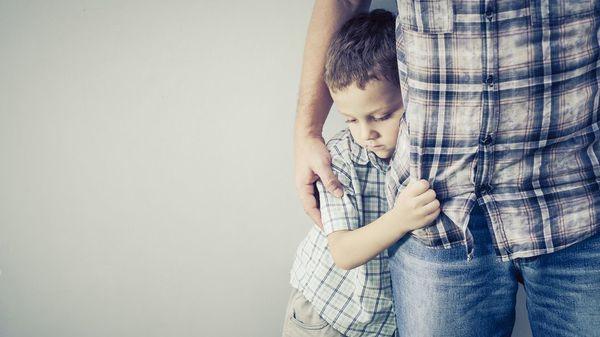 Schüchternheit bei Kindern ist oftmals kein großes Problem