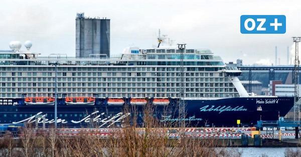 """""""Mein Schiff"""" in Warnemünde: Wieso die Kreuzliner ab Juli öfter kommen"""