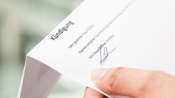 Betriebsbedingte Kündigungen: Das müssen Sie wissen, wenn der Job-Verlust droht