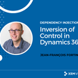 Inversion of Control in Dynamics 365 | XRM Vision