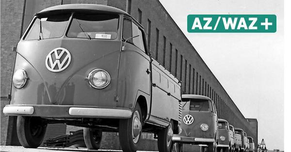 Happy Birthday, Bulli: Die Produktion in Hannover startete vor 65 Jahren