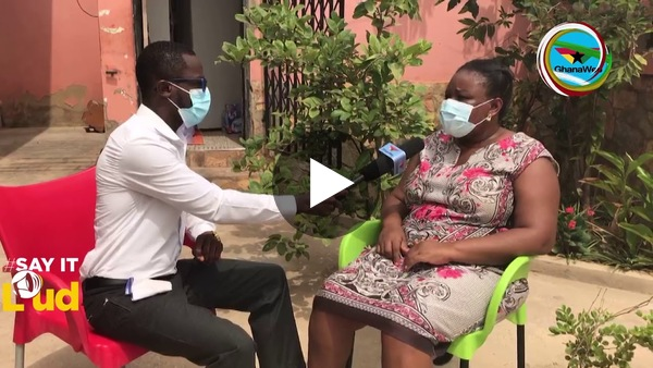 #SayItLoud: Anyidoho's wife speaks about matrimonial tussle with husband - Full Interview