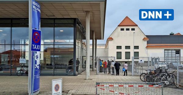 So ist in Dresden die Situation im Impfzentrum