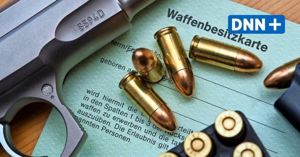 Immer mehr Dresdner besitzen eine Waffe – kontrolliert werden sie kaum