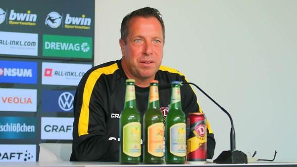 Dynamo Dresden erwartet im dritten Anlauf einen robusten SV Wehen Wiesbaden