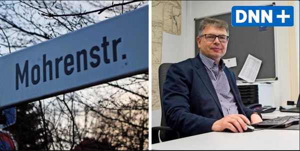 """Debatte um Mohrenstraße in Radebeul: """"Es geht um kollektive Identität"""""""