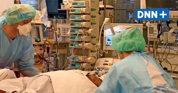Klinikchef: Bei 1300 Corona-Patienten wieder harter Lockdown in Sachsen