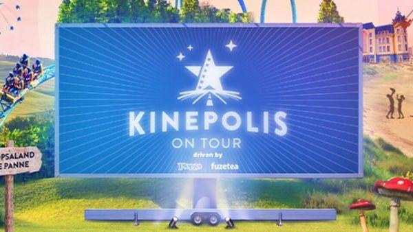 Kinepolis propose un cinéma en plein air à La Panne - Openluchtcinema in De Panne