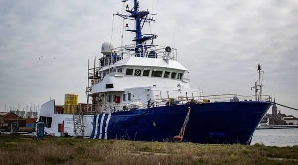 Le navire «Plastic Odyssey», une micro-usine qui recycle le plastique - Drijvende minifabriek recycleert plastiek