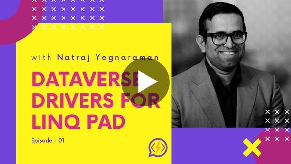 Ep.01: Natraj Yegnaraman on The DevConnect Show