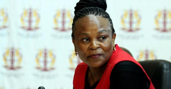 DA calls for Mkhwebane's suspension | eNCA