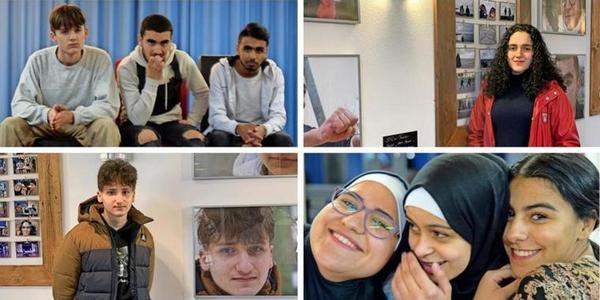 Über Flucht und Angst: Junge Künstler machen eigene Geschichte in Stralsund erlebbar