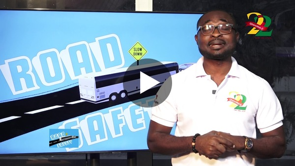 GhanaWeb outdoors Road Safety campaign to curb accidents on Ghana's roads