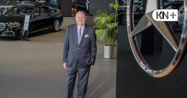 Ein Leben im Zeichen des Sterns: Autounternehmer Fritz Süverkrüp wird 80