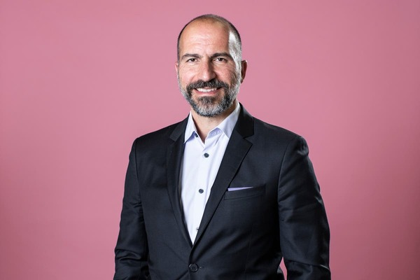 Uber boss Dara Khosrowshahi: 'We're turning the page on driver rights'