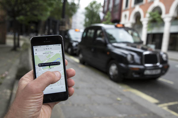 Uber grants UK drivers worker status after losing major labor battle