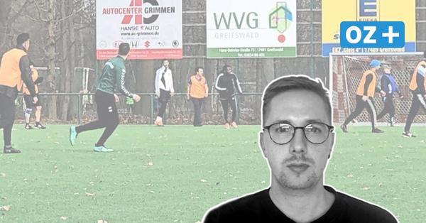 Fußball trotz Corona-Auflagen in Greifswald: Das war ein Spiel mit der Gesundheit anderer!