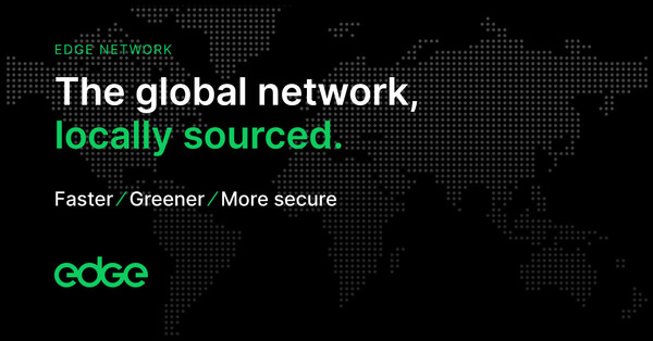 The local, global network