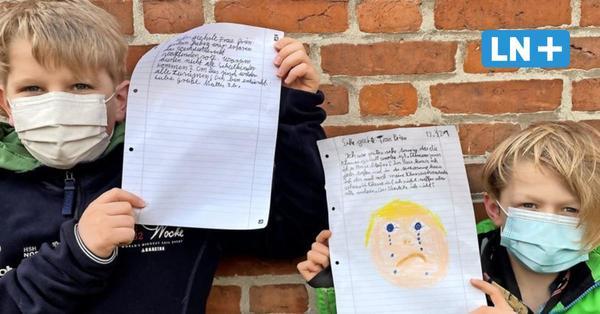 Frust über Wechselunterricht: Ricklinger Grundschüler schreiben Ministerin Prien Briefe