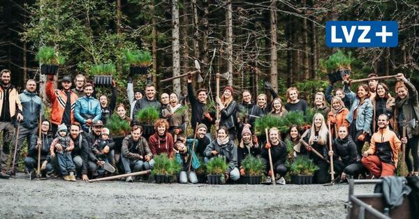 Leipziger Schoko-Riegel-Hersteller Nu will eine Milliarde Bäume pflanzen
