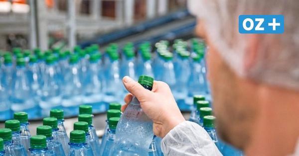 Umsatzplus bei Glashäger: Mineralwasser aus BadDoberan in ganz MV beliebt