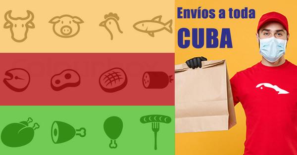 ¿Dónde comprar carnes para enviar a tu familia en Cuba?