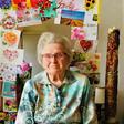 Annie van der Meer 100 jaar. Stuurt u ook een kaartje?