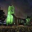 Parochianen zetten zelf alvast het licht op groen voor herbouw Onze-Lieve-Vrouw-Geboortekerk