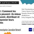 Webinaire 18 mars : Comment les médias peuvent-ils mieux promouvoir, distribuer et faire rayonner leurs enquêtes