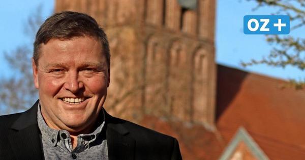 Bürgermeisterwahl in Grimmen: Marco Jahns geht als CDU-Kandidat ins Rennen