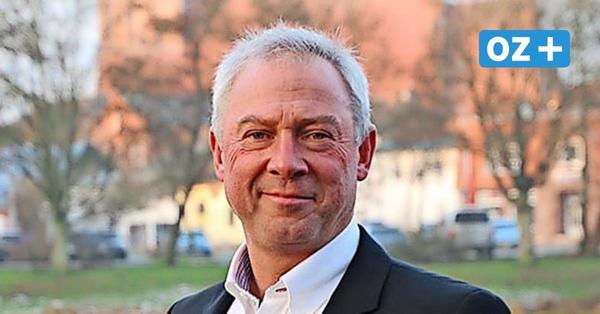 Start-Ups und Festivals: Diese Pläne hat Grimmens Bürgermeisterkandidat Mike Naujok