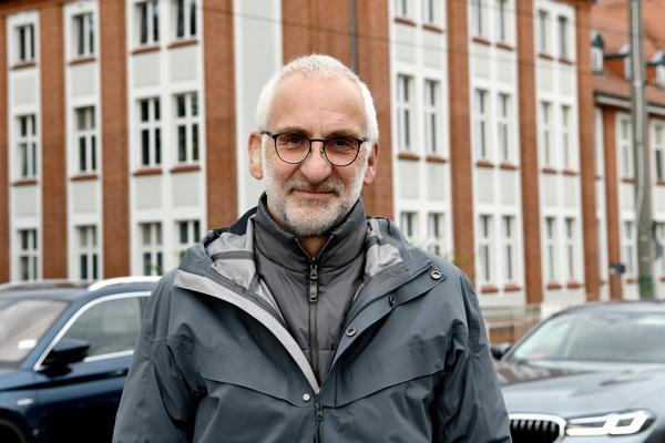 Peter Reck (Foto: Böhme)