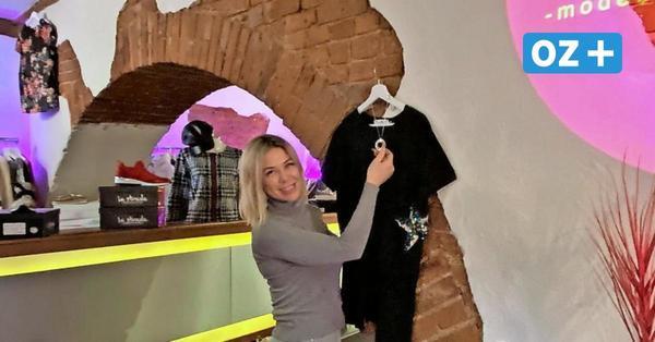 Statt Modeboutique in Graal-Müritz: Unternehmerin verkauft Klamotten in Barther Bar