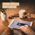 JustBeans - HOME OFFICE BOX – LARGE