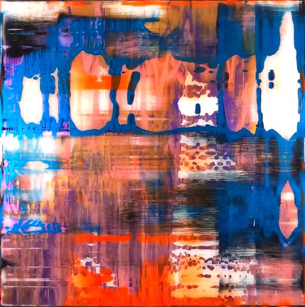 Danny Giesbers, Jackson Pollock