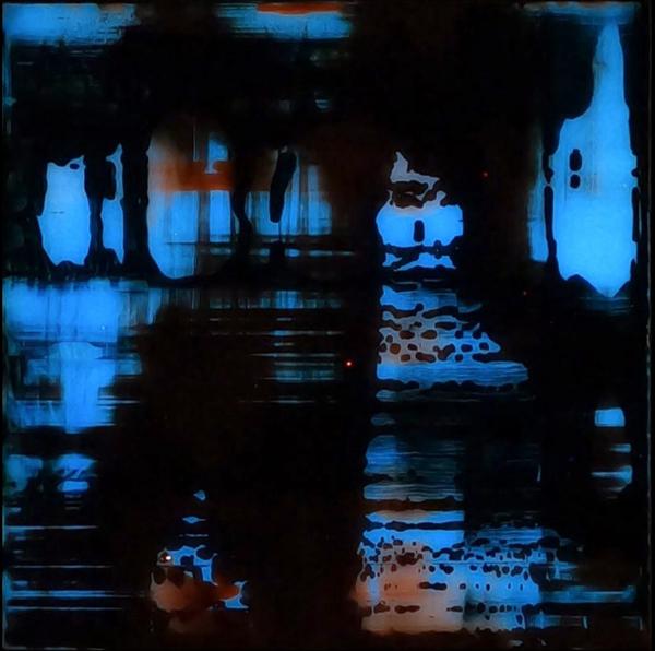 Danny Giesbers, Colour shift Jackson Pollock