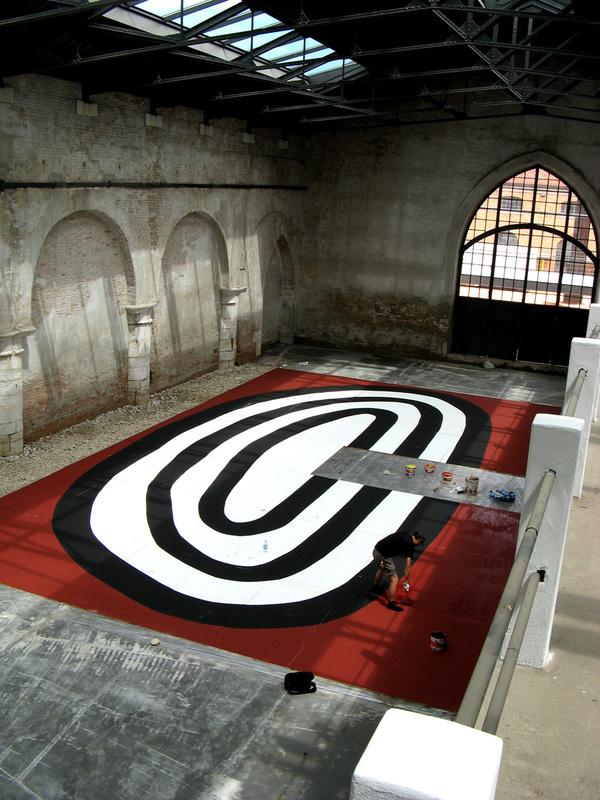 108 Nero, Bienal de Venecia. Lo tenéis en la Galería Swinton de Madrid hasta el 31.